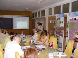 international workshop in cooperation with Romanian Academy, Institute of Biology